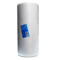 Полотенце большое 45x90 см Model White Line 100 шт. в рулоне с перфорацией, белый спанлейс 40г/м2