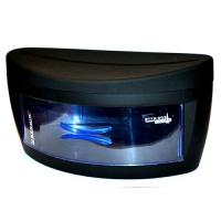 Ультрафиолетовый стерилизатор GERMIX однокамерный, цвет черный, 40х24х20 см, 8 Вт