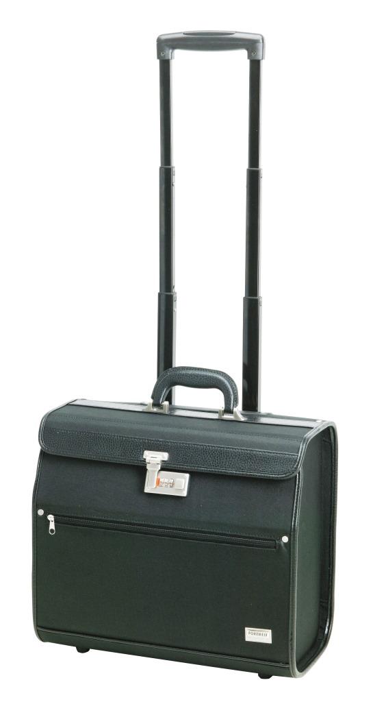 774ce2d026bc Средний чемодан для инструментов DEWAL HP001A, черный тканевый полимерный  мавтериал, размер 42x23x37 cм,