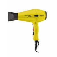 Фен Kapous Tornado 2500 Yellow Желтый, арт.1607. Профессиональный сверхмощный фен 2500 Вт