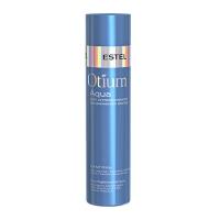 Шампунь бессульфатный для интенсивного увлажнения волос, OTM.35 ESTEL OTIUM AQUA 250 мл