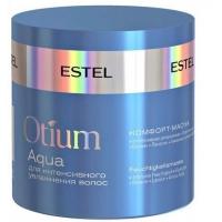 Комфорт-маска для интенсивного увлажнения волос OTM.39 ESTEL OTIUM AQUA 300 мл