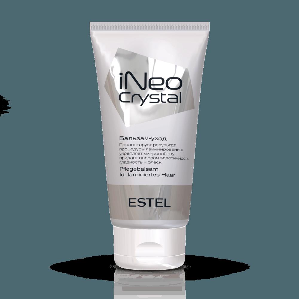 Бальзам-уход  для поддержания ламинированных волос 150 мл iNeo-Crystal CR/HB